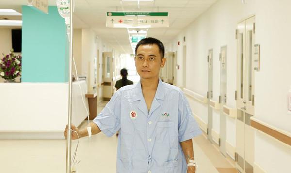 14 tiếng ghép gan cứu người đàn ông chỉ còn sống một ngày