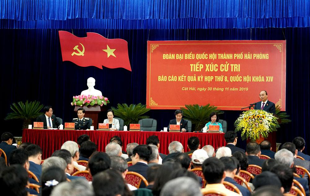 Thủ tướng: Không vì phát triển mà ép người dân