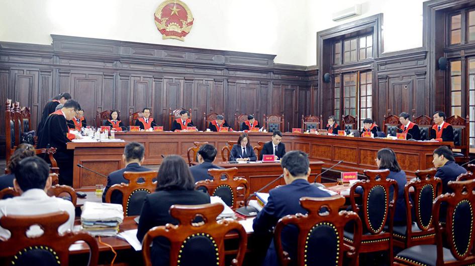 Một số vấn đề nghiệp vụ từ các phiên tòa tháng 11/2019 của Hội đồng Thẩm phán
