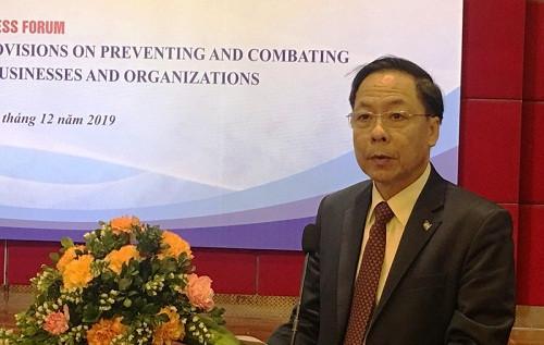 Việt Nam vẫn đang đứng trước nguy cơ, thách thức lớn về tham nhũng