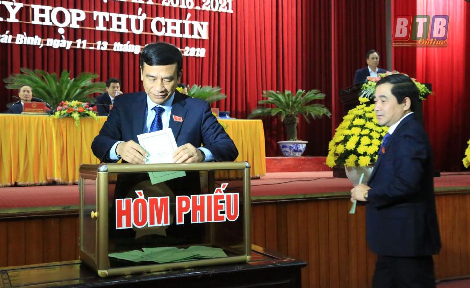 Thái Bình có tân Phó Chủ tịch UBND tỉnh