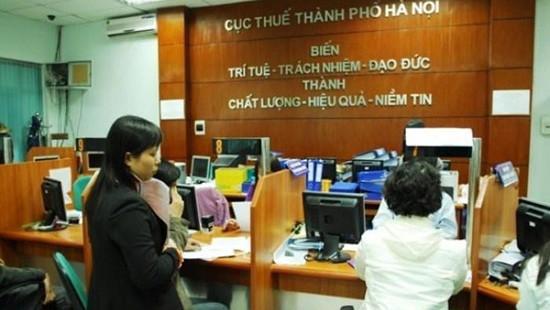 Hà Nội: Công khai 245 đơn vị nợ thuế, phí