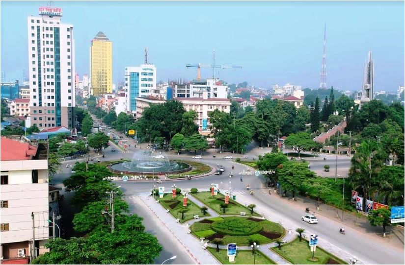 TP. Thái Nguyên: Dẫn đầu các dự án lớn thu hút nhiều tập đoàn lớn đầu tư