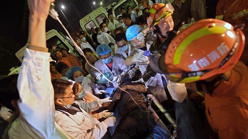 Nổ mỏ than ở Trung Quốc, 14 người thiệt mạng