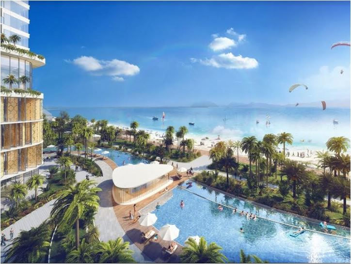 Tiện ích khổng lồ trong xu hướng All - in - one, SunBay Park Hotel & Resort Phan Rang hút nhà đầu tư