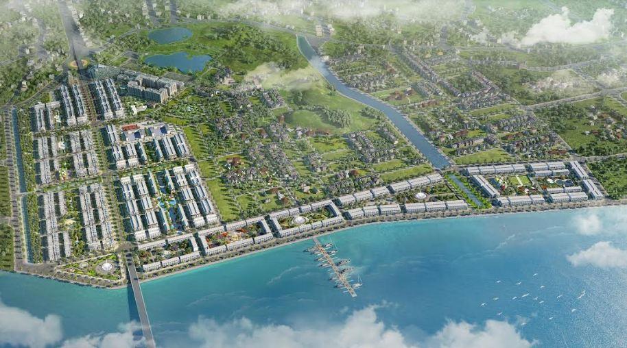 Giải mã tiềm năng dự án đô thị ven biển hiện đại hàng đầu tại Quảng Ninh