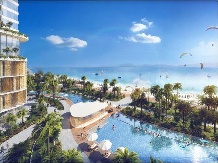 """SunBay Park Hotel & Resort Phan Rang: """"Thành phố"""" đa trải nghiệm"""