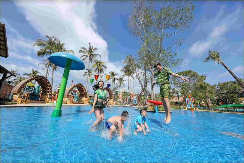 Công viên nước khủng của Sun Group chính thức mở cửa tại Hòn Thơm, Nam Phú Quốc