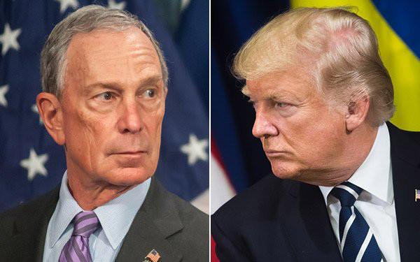 Tin vắn thế giới ngày 14/1: Tỷ phú Bloomberg quyết dồn hết tiền đánh bại ông Trump