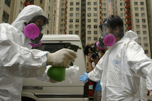 Bệnh viêm phổi cấp ở Trung Quốc có thể lây nhiễm từ người sang người?