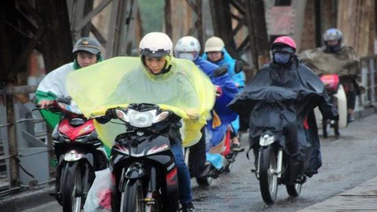 Không khí lạnh tăng cường, miền Bắc chuyển mưa rét ngày giáp Tết