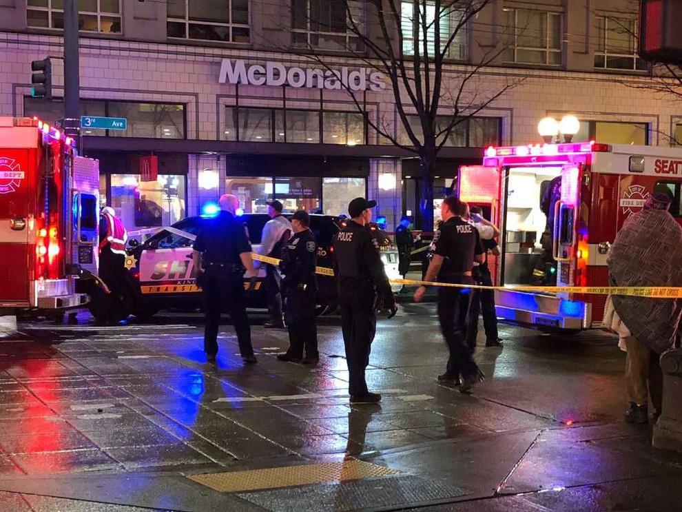 Xả súng tại Mỹ,khiến 7 người thương vong