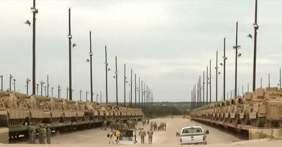 Tiết lộ về số lượng lính Mỹ tham dự cuộc tập trận
