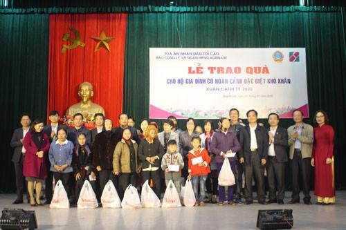 Xuân ấm áp đến với những gia đình chính sách huyện Quỳnh Lưu