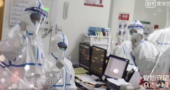 100 ngôi sao nổi tiếng Hoa ngữ sản xuất MV cổ vũ người dân trong đại dịch virus corona