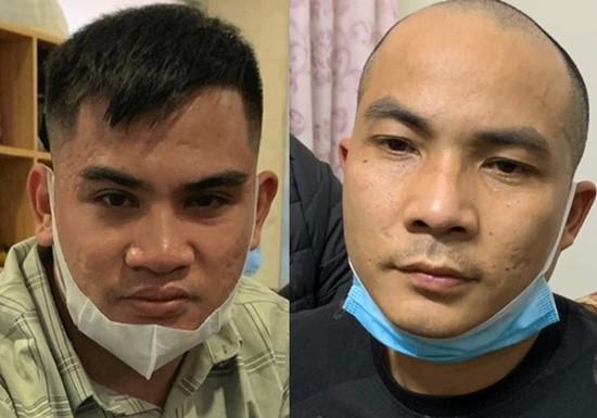 Hai nghi can giết người ở Bắc Giang bị bắt