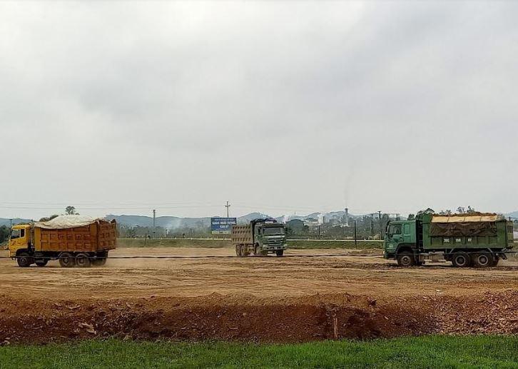 """Huyện Tân Kỳ - Nghệ An: Ai """"tiếp tay"""" cho Dự án chưa hoàn thiện thủ tục đã thi công?"""