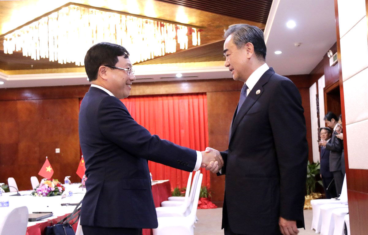 Bộ trưởng Ngoại giao Trung Quốc: Sẵn sàng tăng cường nhập khẩu các sản phẩm của Việt Nam