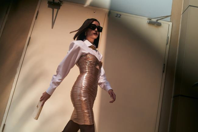 """Đỗ Mỹ Linh ra dáng """"chị đại"""" trong bộ ảnh high fashion"""