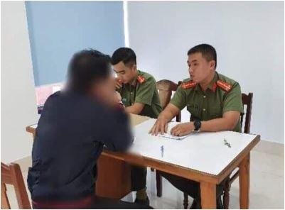 Công an TP. Đà Nẵng xử lý 2 quản trị viên trang mạng