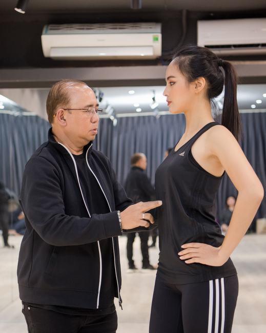 Quỳnh Nga sẽ thể hiện điệu 'duck walk' tại đấu trường Miss Charm 2020
