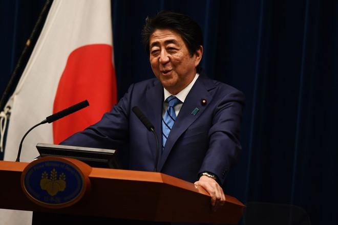 Thủ tướng Shinzo Abe khẳng định Thế vận hội Tokyo sẽ diễn ra đúng kế hoạch