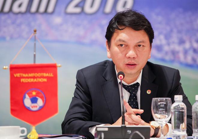 VFF điều chỉnh lịch hội quân của ĐT Việt Nam