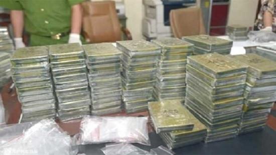 Ba gã trai Mông lĩnh án tử hình vì mua bán chất ma túy
