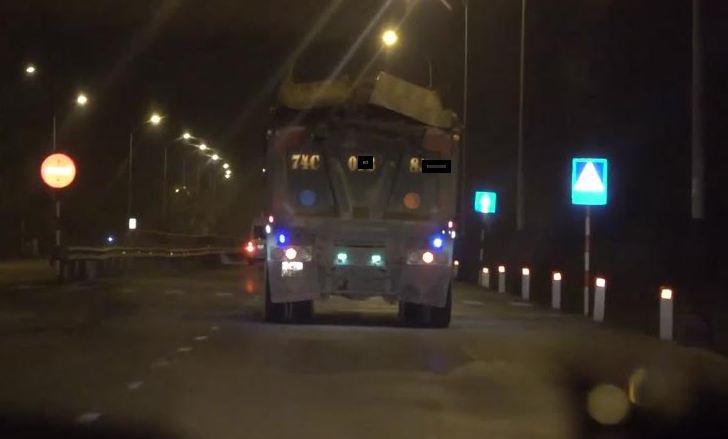 Thừa Thiên – Huế: Phản ánh xe quá tải, một nhà báo bị đe dọa