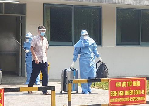 Bệnh nhân Covid-19 ở Huế xuất viện