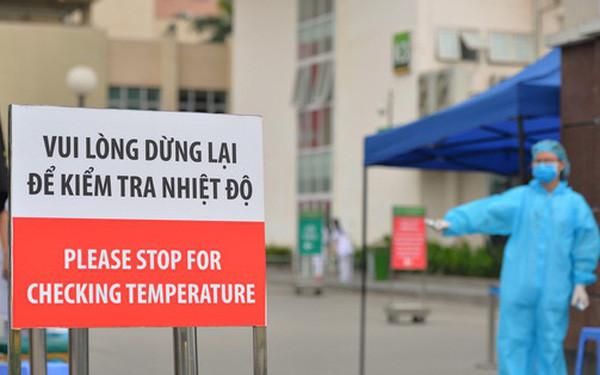 Phó Thủ tướng Vũ Đức Đam: Dập bằng được ổ dịch tại Bệnh viện Bạch Mai