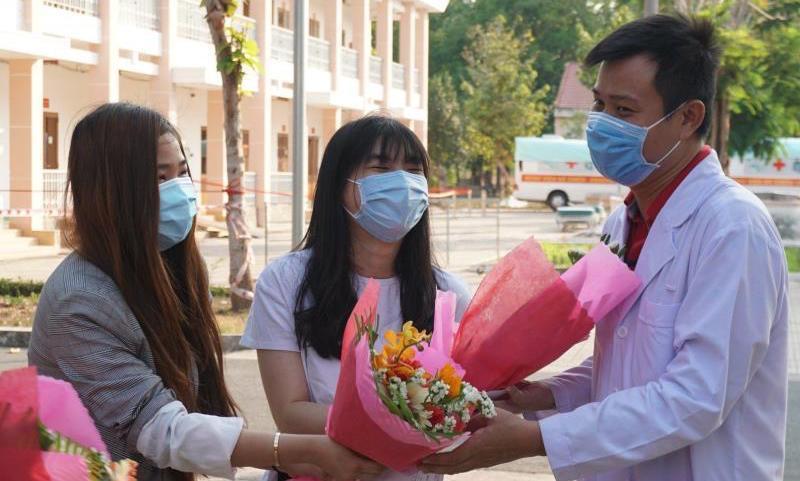 4 bệnh nhân Covid-19 ở TP.HCM xuất viện