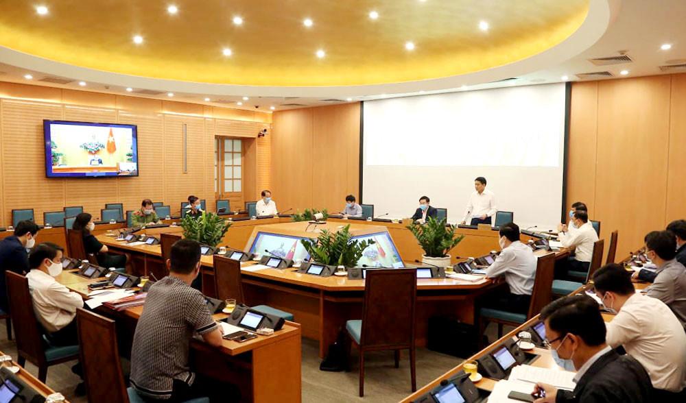 Chủ tịch Hà Nội: Dịch bệnh ở Bệnh viện Bạch Mai còn phức tạp hơn bệnh viện ở Daegu