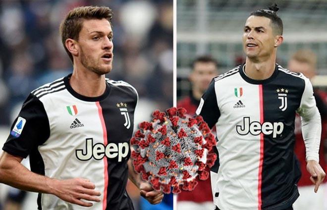 Sao Juventus đồng loạt nhận giảm lương trong đại dịch Covid-19