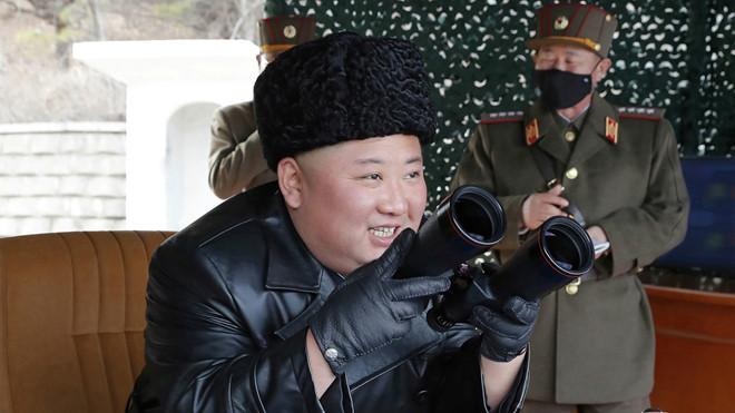 Dịch Covid-19 hoành hành, Triều Tiên phóng nhiều tên lửa hơn bao giờ hết