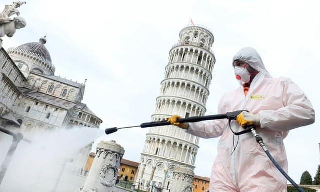 Tin vắn thế giới ngày 1/4: Italy tuyên bố Covid-19 đã đạt đỉnh