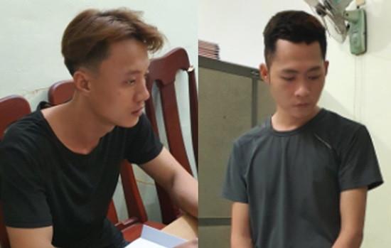 Bắt 2 đối tượng cướp ngân hàng ở Quảng Nam