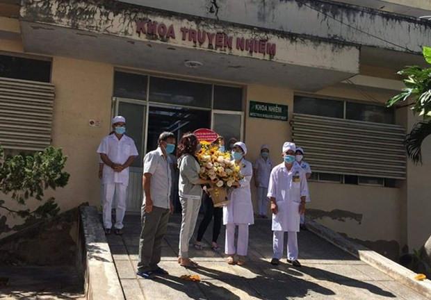 Covid-19: Bệnh nhân thứ 34 và 9 người khác đã khỏi bệnh