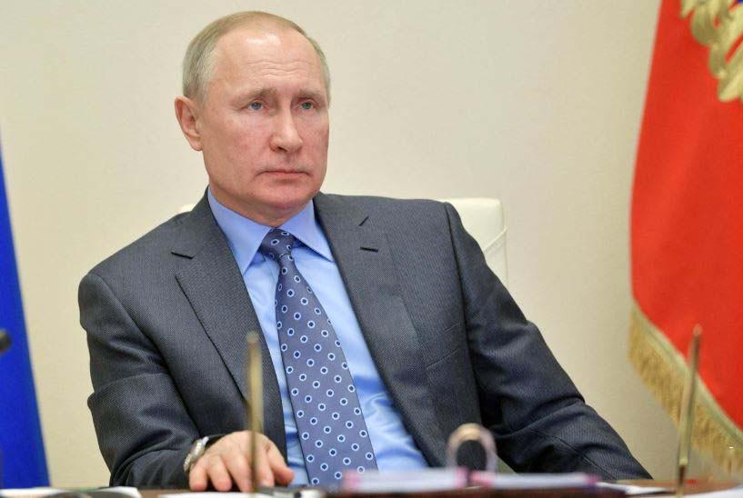 Tổng thống Putin gia hạn thời gian