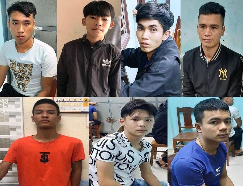 Khởi tố nhóm đua xe khiến 2 chiến sĩ công an ở Đà Nẵng hy sinh