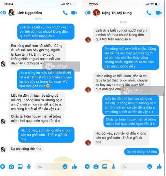 Nam chính MV lên tiếng về mâu thuẫn giữa Midu và Linh Ngọc Đàm