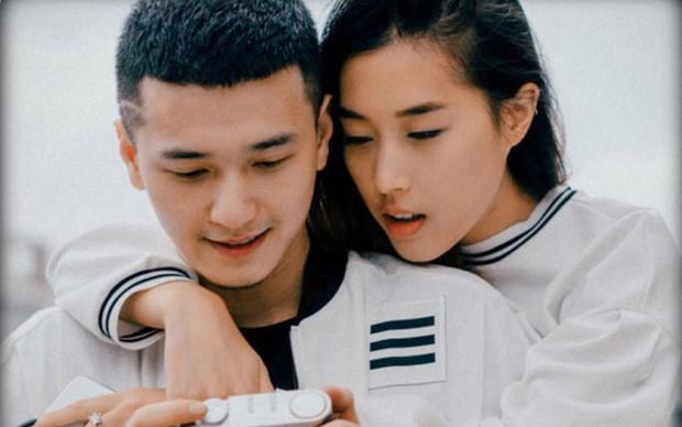 Lộ nghi vấn Huỳnh Anh hẹn hò