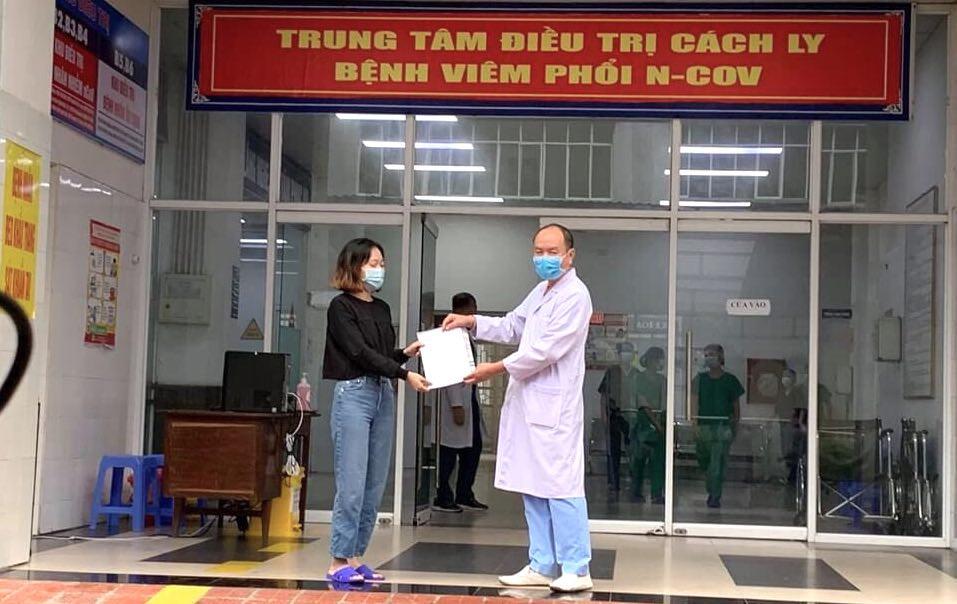 2 bệnh nhân mắc Covid-19 ở Quảng Ninh được công bố khỏi bệnh