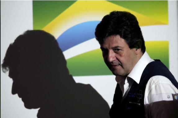 Tổng thống Brazil sa thải Bộ trưởng Y tế, kêu gọi mở cửa lại nền kinh tế