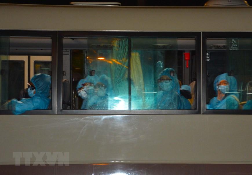 55 người từ Italy về Đà Nẵng âm tính với SARS-CoV-2
