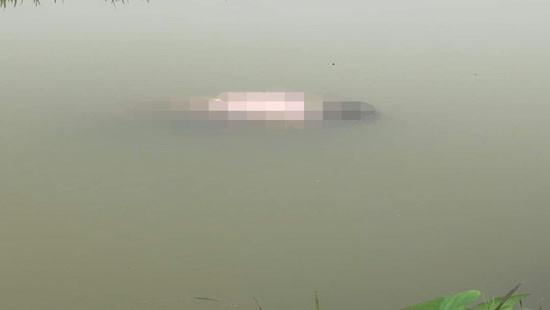 Phát hiện người đàn ông tử vong dưới kênh nước