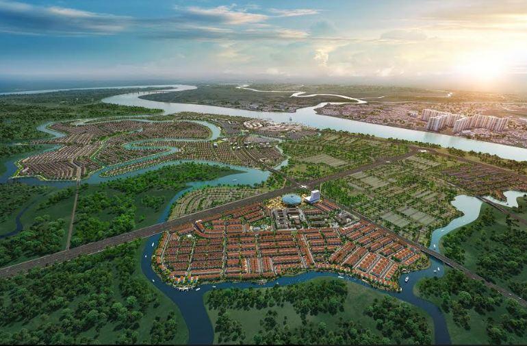 """BĐS đô thị sinh thái phía Đông Tp.HCM đón """"cú hích"""" mới, sóng tăng giá dâng cao"""
