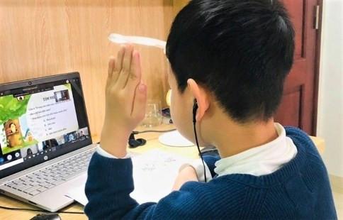 Phụ huynh cần làm gì để bảo mật thông tin của con khi học trực tuyến?