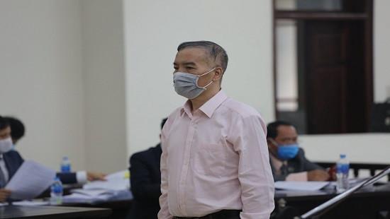 Cựu Bộ trưởng Nguyễn Bắc Son: Bị cáo tuổi cao, sức yếu mong được giảm nhẹ hình phạt