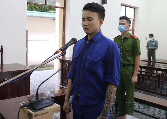 36 tháng tù cho đối tượng đâm xe vào cán bộ tại chốt kiểm dịch Covid-19